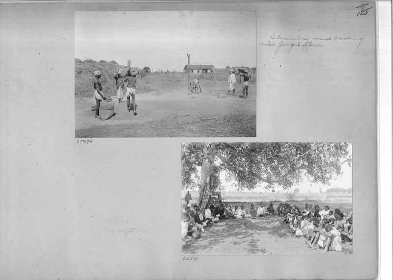 Mission Photograph Album - India #08 Page 0125