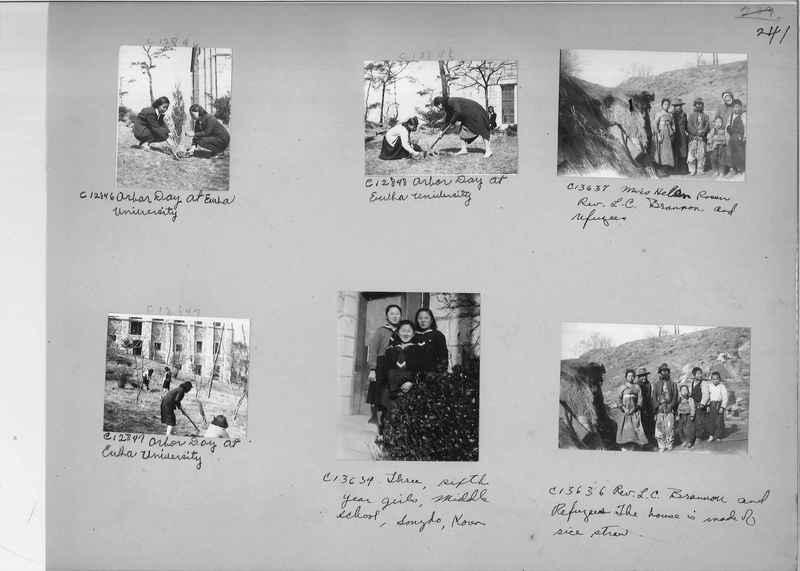 Mission Photograph Album - Korea #5 page 0241