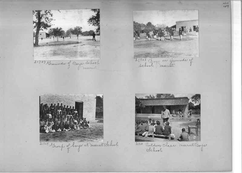 Mission Photograph Album - India #03 page_0109