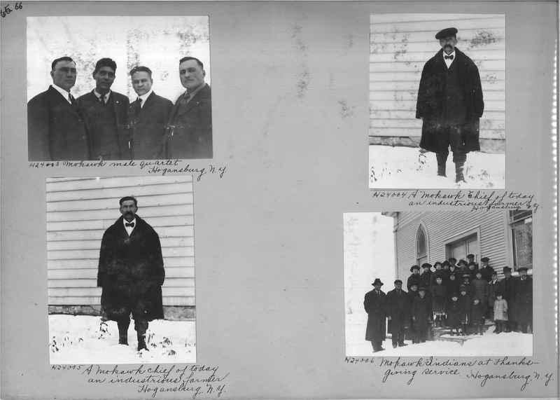 Mission Photograph Album - Indians #2 page_0066