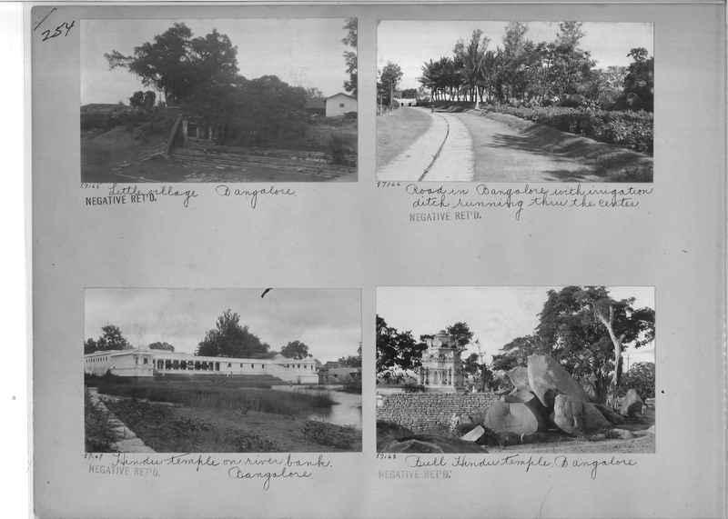 Mission Photograph Album - India #09 Page 0254