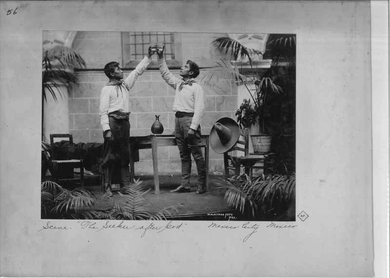 Mission Photograph Album - Mexico - O.P. #01 Page 0056