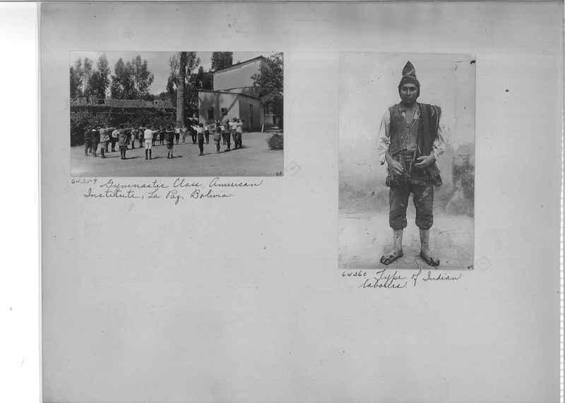 Mission Photograph Album - South America O.P. #3 page 0006