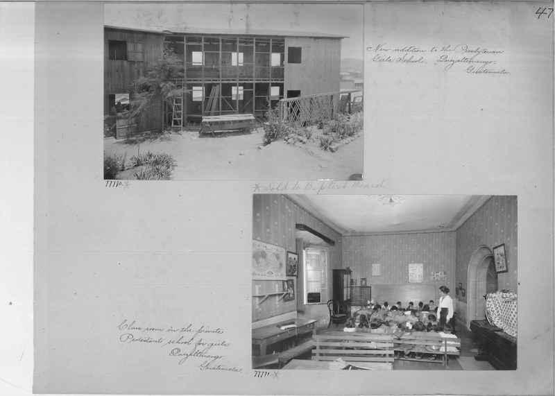 Mission Photograph Album - Panama #04 page 0047