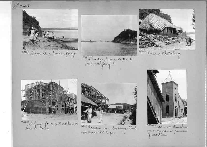 Mission Photograph Album - Korea #5 page 0228