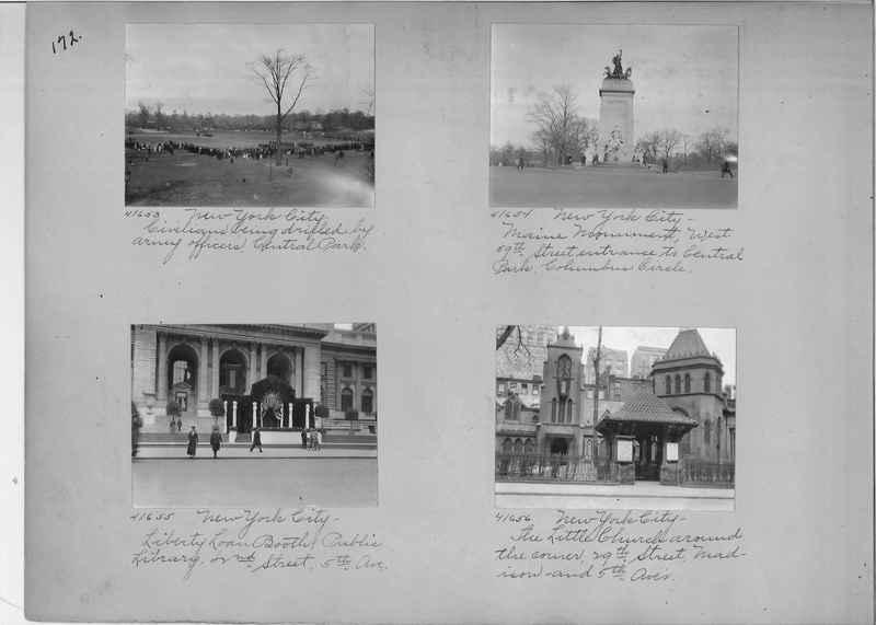 Mission Photograph Album - America #3 page 0172