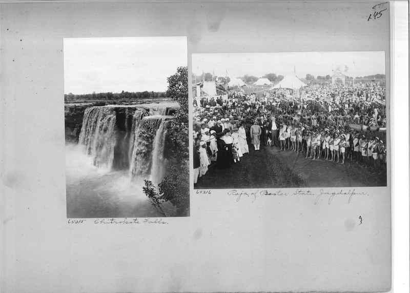 Mission Photograph Album - India #08 Page 0145