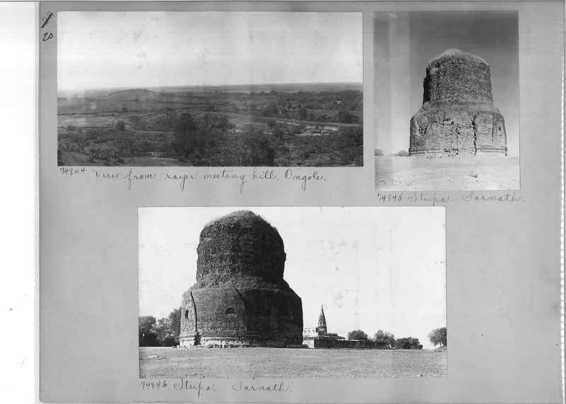 Mission Photograph Album - India #09 Page 0020