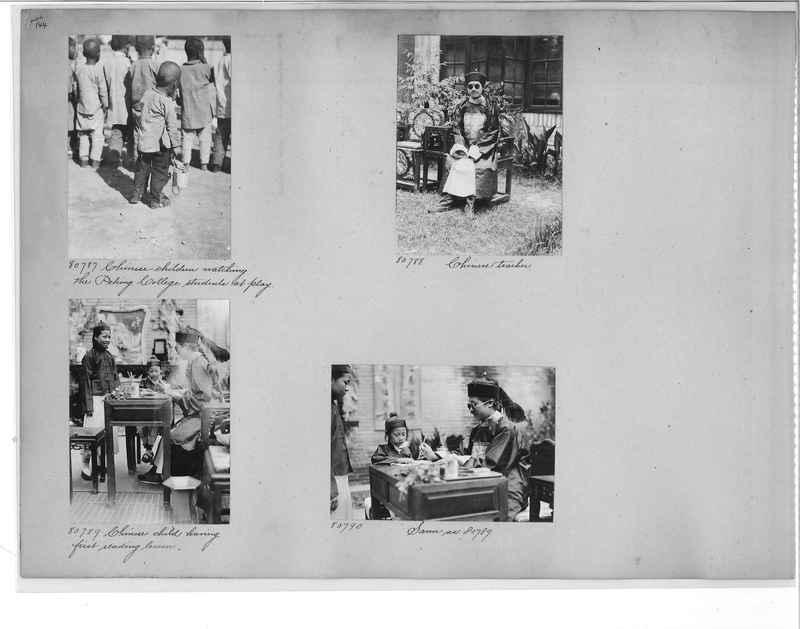 Mission Photograph Album - China #10 pg. 0144