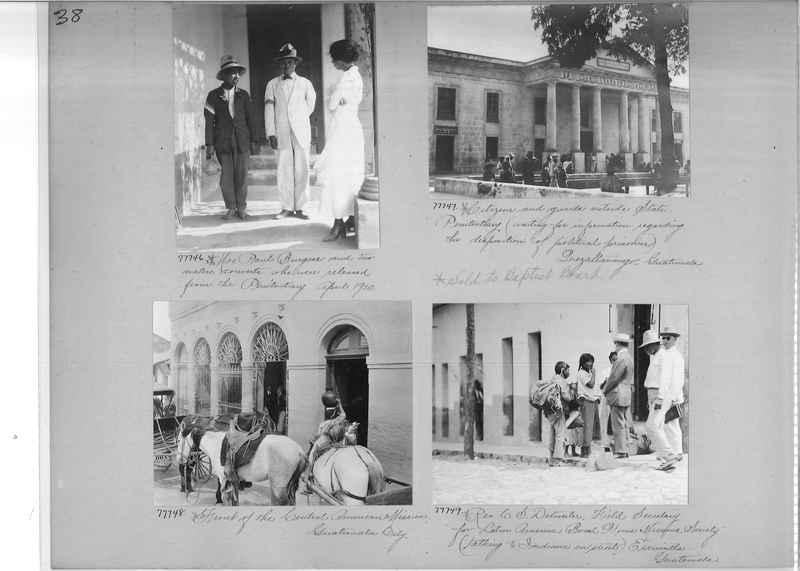 Mission Photograph Album - Panama #04 page 0038
