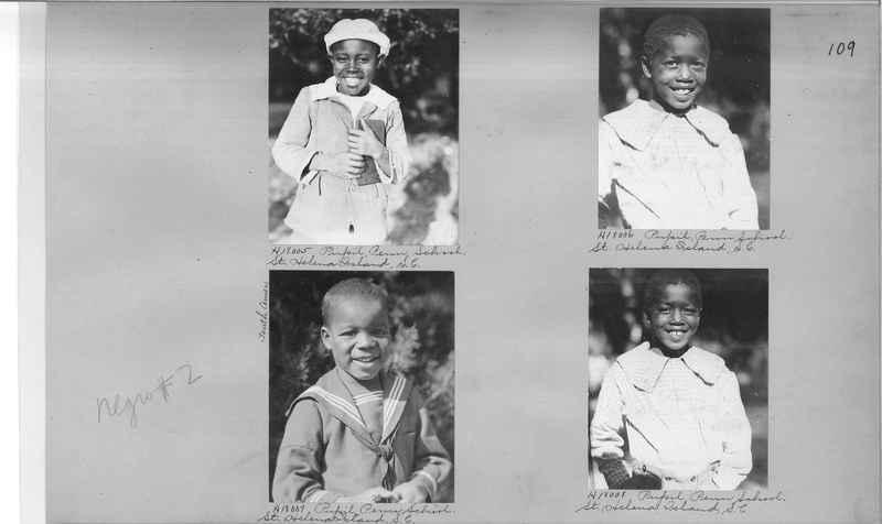 Mission Photograph Album - Negro #2 page 0109