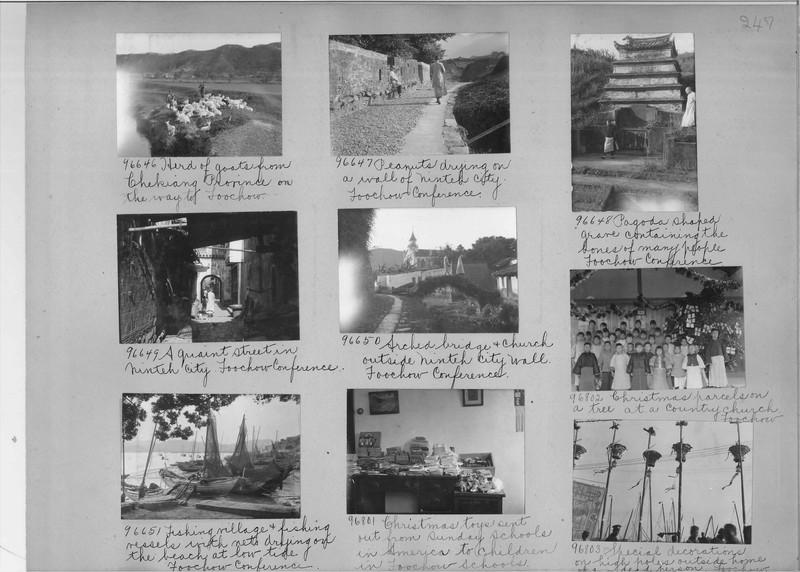 Mission Photograph Album - China #14 page 0247
