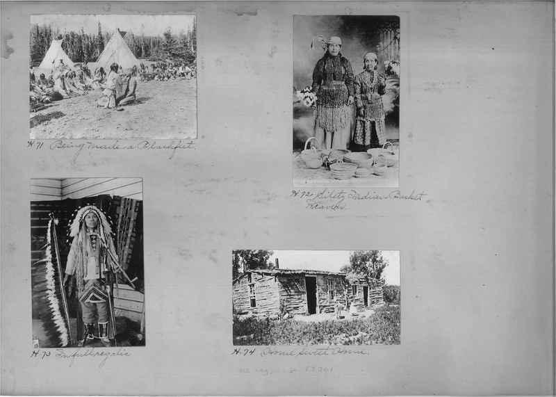 Mission Photograph Albums - Indians #1 page 0006