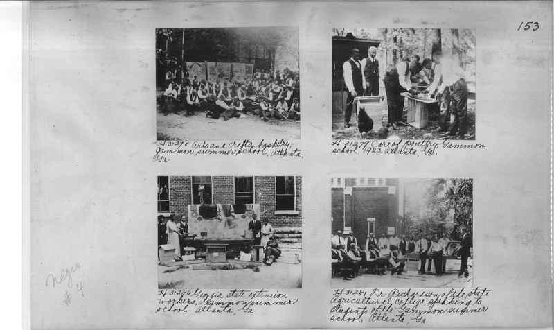 Mission Photograph Album - Negro #4 page 0153