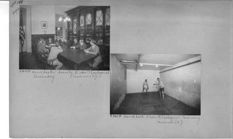 Mission Photograph Album - Education #2 page 0188