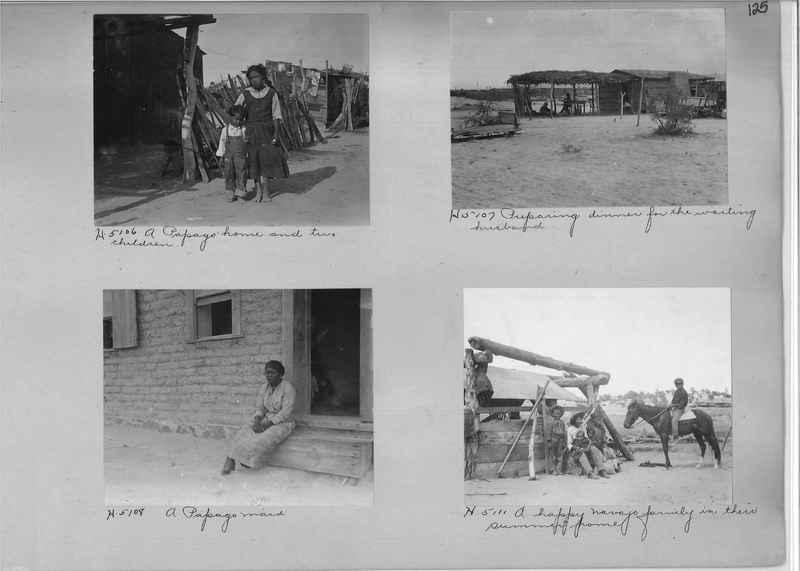 Mission Photograph Albums - Indians #1 page 0125