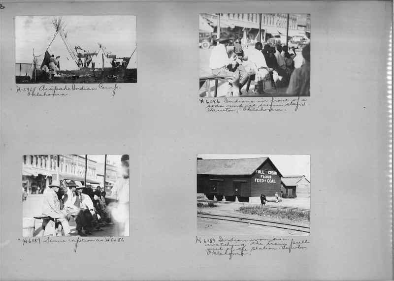 Mission Photograph Albums - Indians #1 page 0138