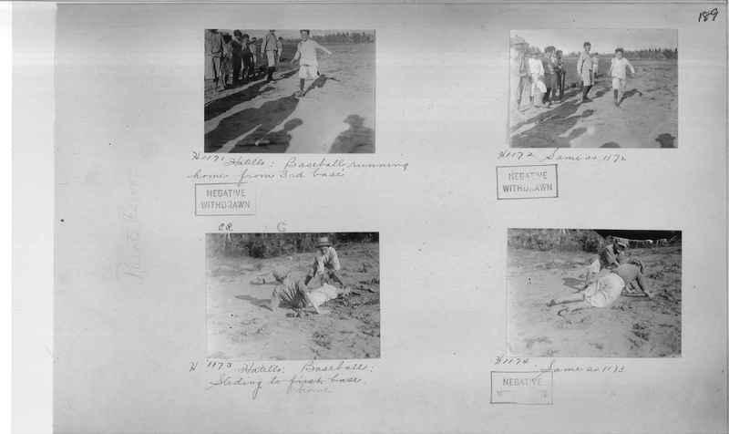Mission Photograph Album - Puerto Rico #2 page 0189