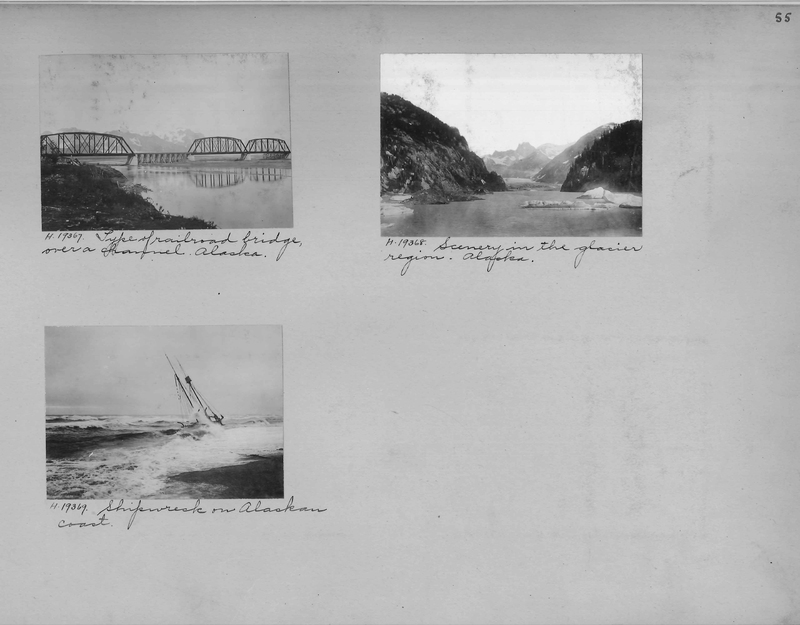 Mission Photograph Album - Alaska #1 page 0055