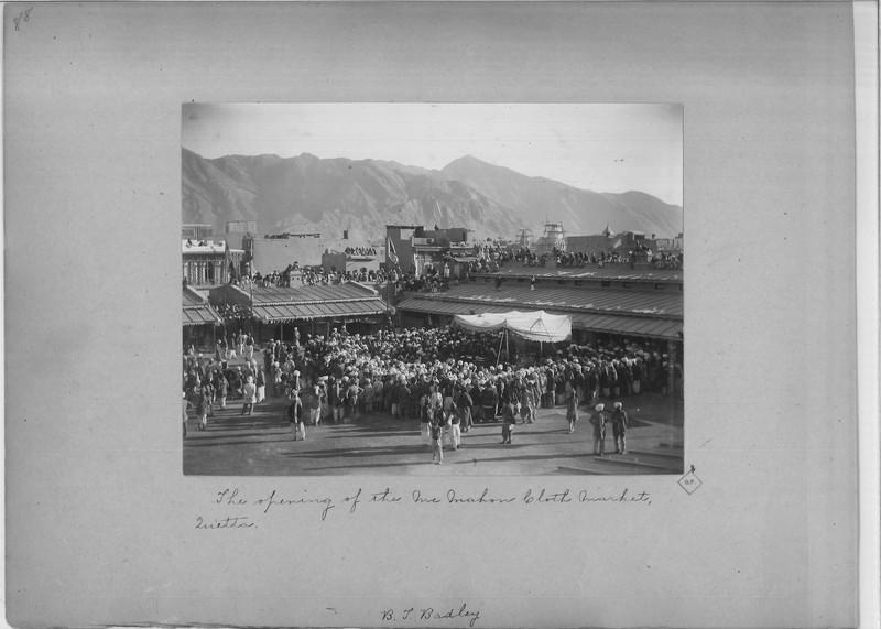 Mission Photograph Album - India - O.P. #02 Page 0088