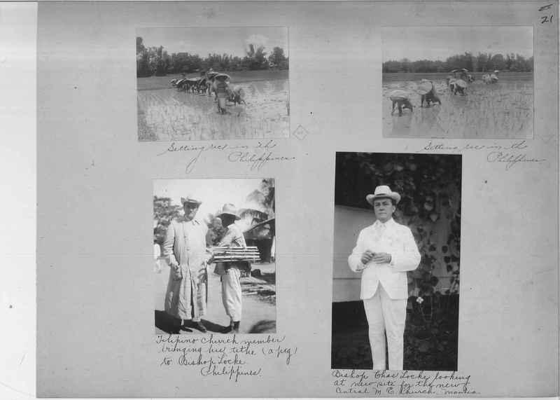 Mission Photograph Album - Philippines OP #01 page 0021