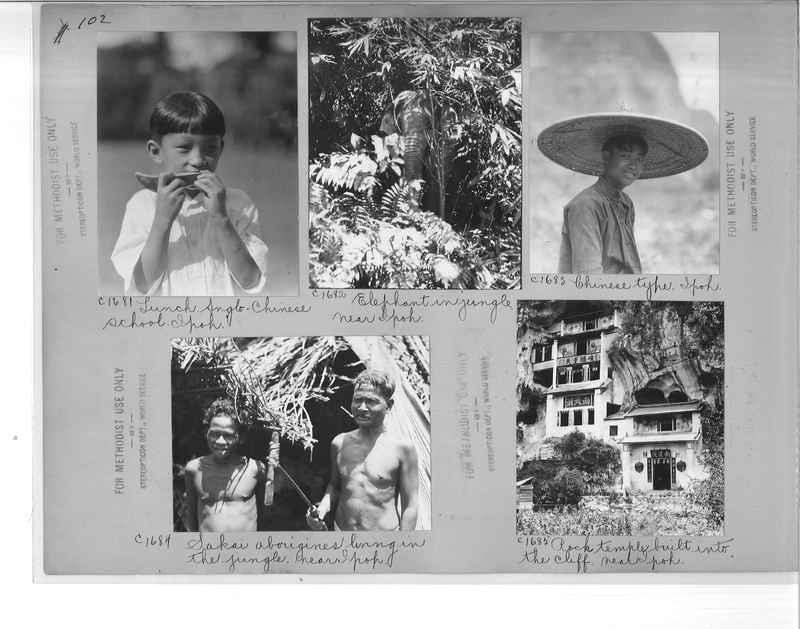 Mission Photograph Album - Malaysia #7 page 0102
