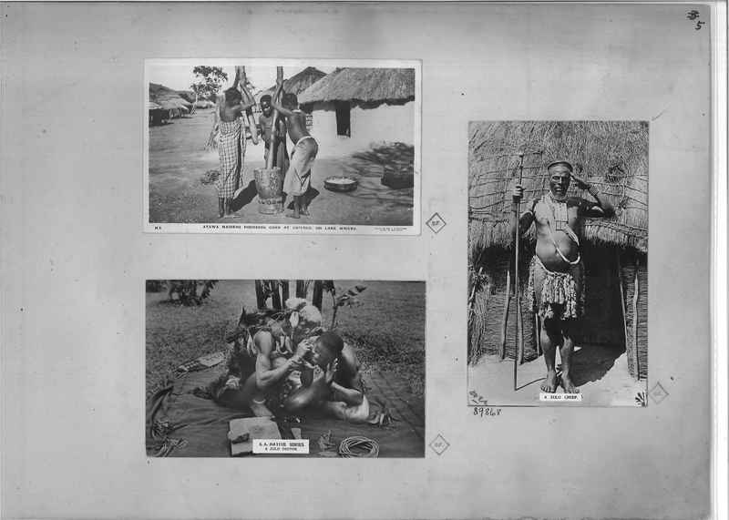 Mission Photograph Album - Africa O.P. #4 page 0005