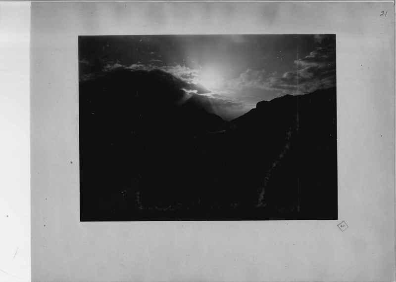 Mission Photograph Album - South America O.P. #1 page 0021