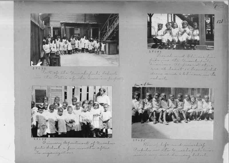 Mission Photograph Album - Panama #02 page 0121