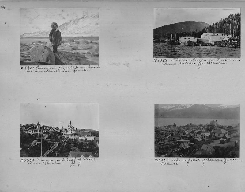 Mission Photograph Album - Alaska #1 page 0014