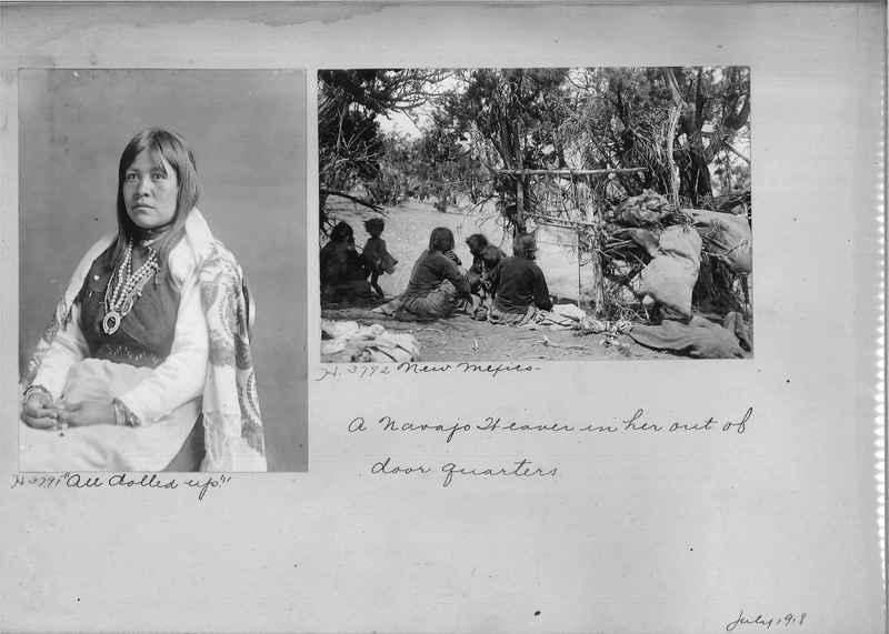 Mission Photograph Albums - Indians #1 page 0040