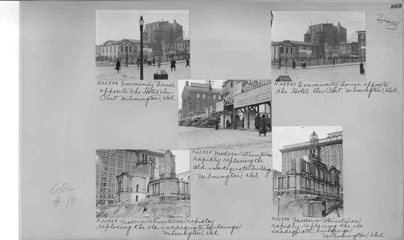 Mission Photograph Album - Cities #10 page 0243