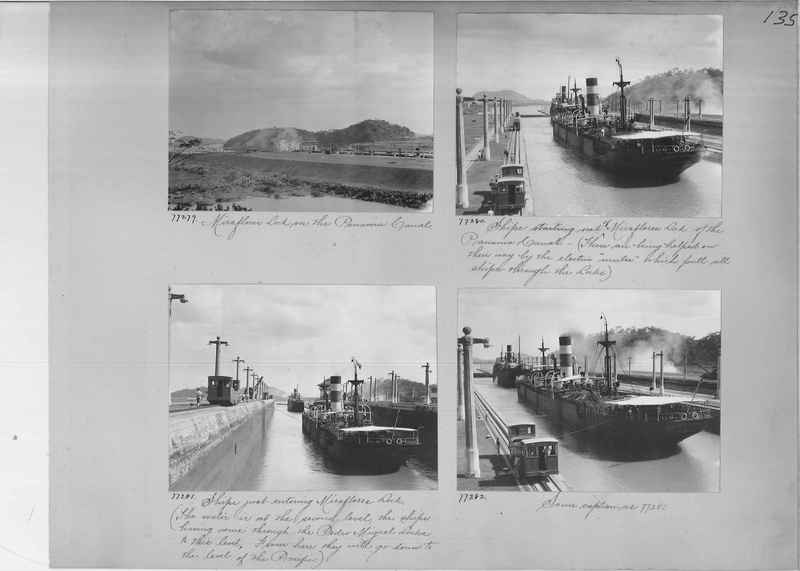 Mission Photograph Album - Panama #03 page 0135