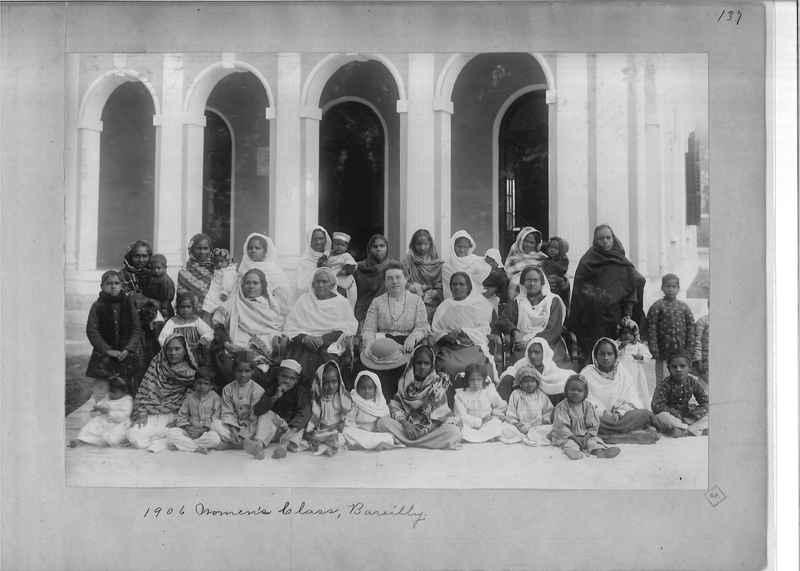 Mission Photograph Album - India - O.P. #01 Page 0137