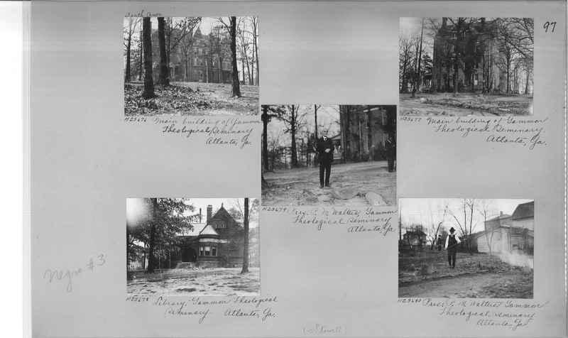 Mission Photograph Album - Negro #3 page 0097