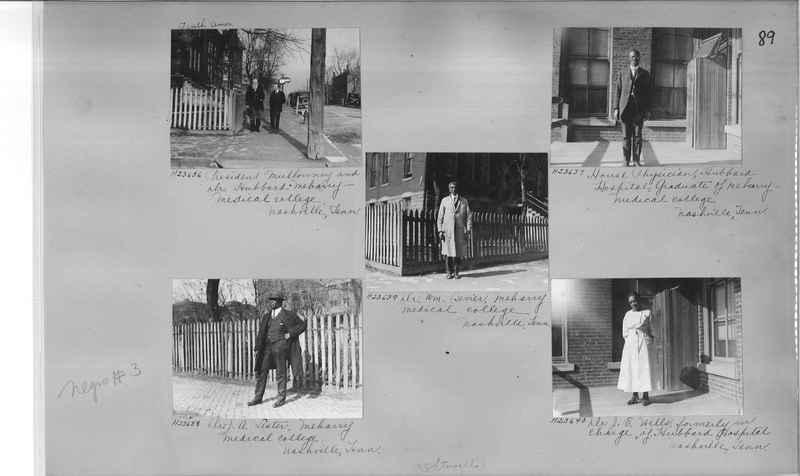 Mission Photograph Album - Negro #3 page 0089