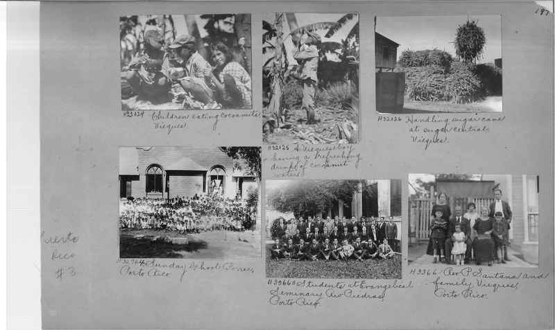 Mission Photograph Album - Puerto Rico #3 page 0197