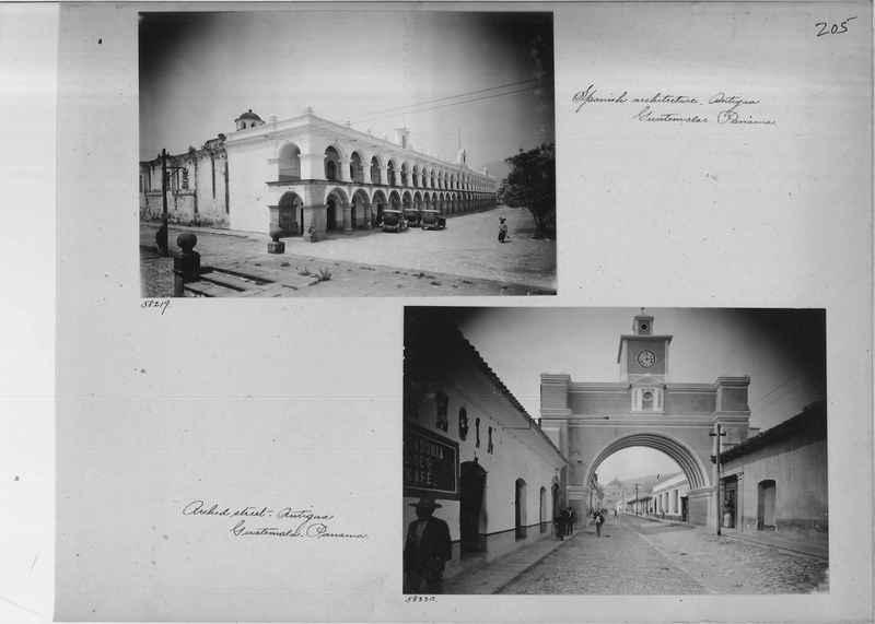 Mission Photograph Album - Panama #02 page 0205