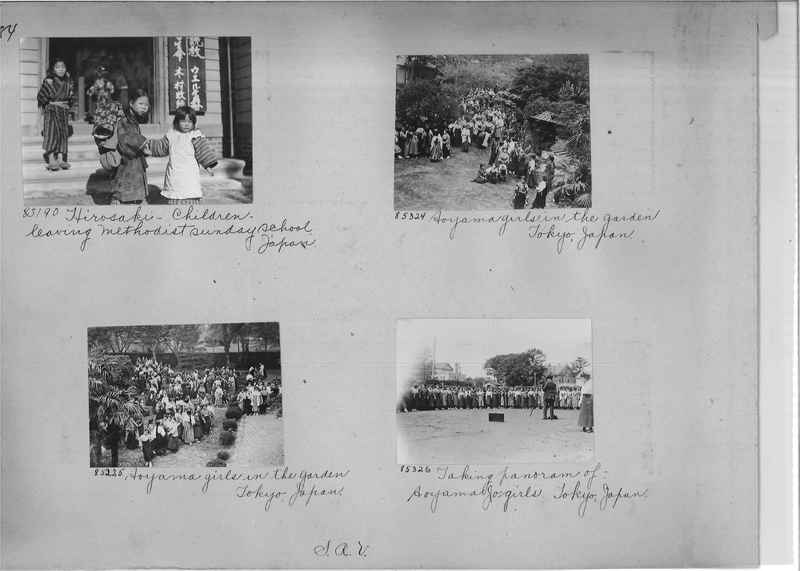 Mission Photograph Album - Japan #05 Page 0184