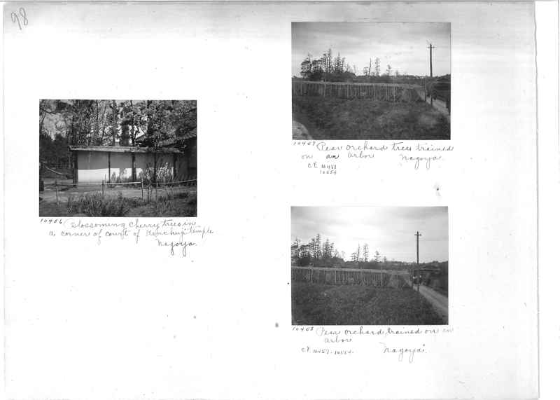 Mission Photograph Album -  Japan #01 Page 0098
