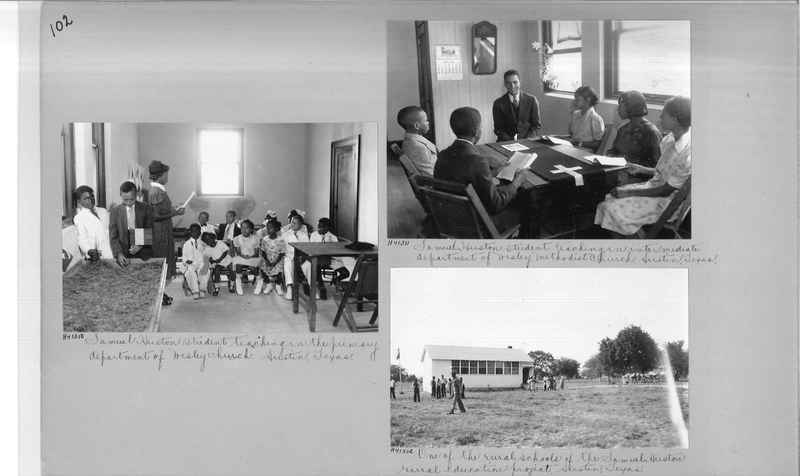 Mission Photograph Album - Negro #6 page 0102