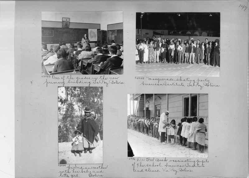 Misson Photograph Album - South America #8 page 0147