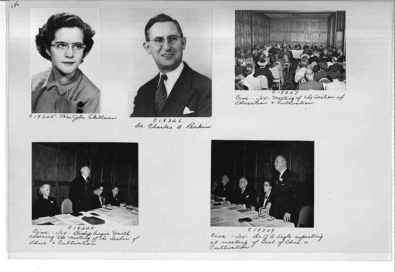 Mission Photograph Album - Portraits #08 Page 0136
