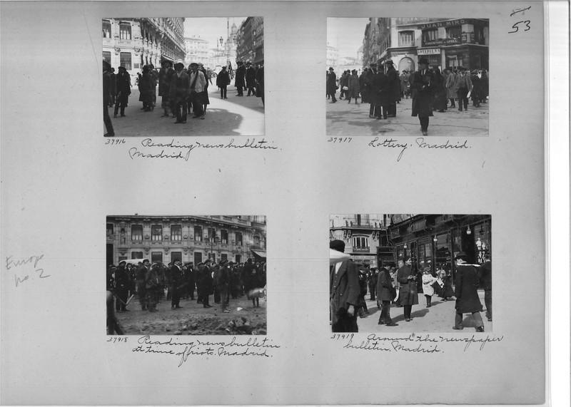 Mission Photograph Album - Europe #02 Page 0053