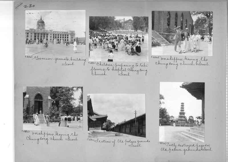 Mission Photograph Album - Korea #5 page 0230