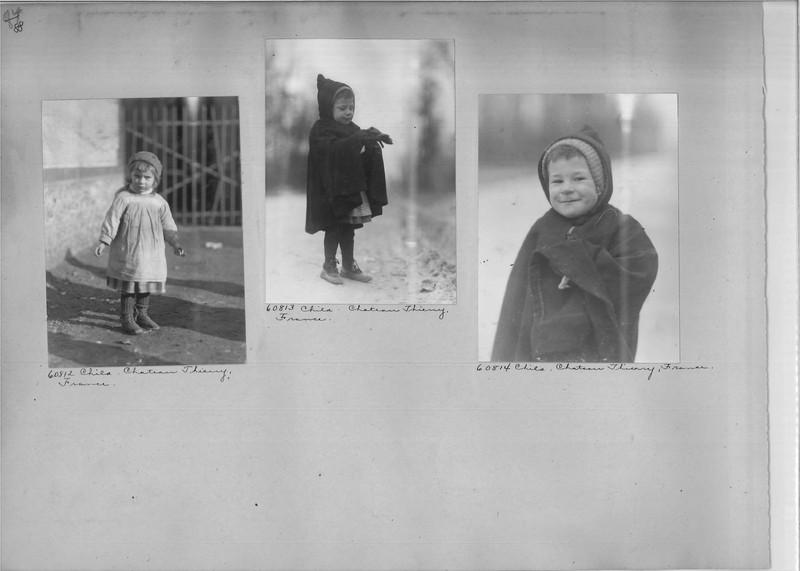 Mission Photograph Album - Europe #03 Page 0088