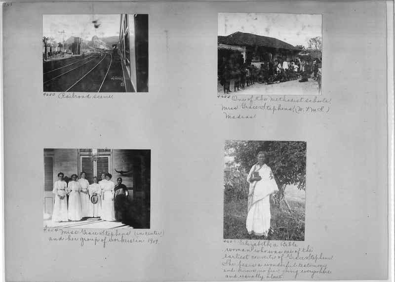 Mission Photograph Album - India #01 page 0148