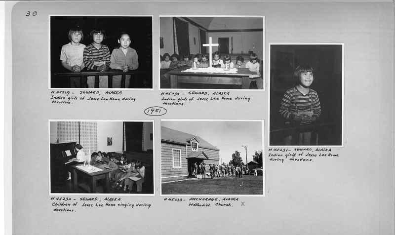 Mission Photograph Album - Alaska #2 page 0030