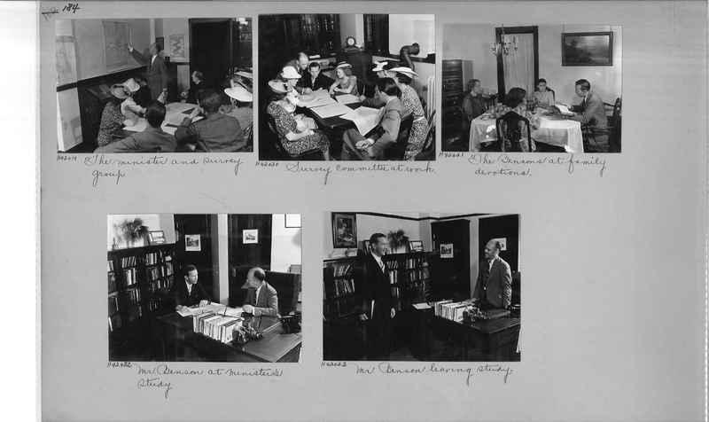 Mission Photograph Album - Religious Education #1 page 0184