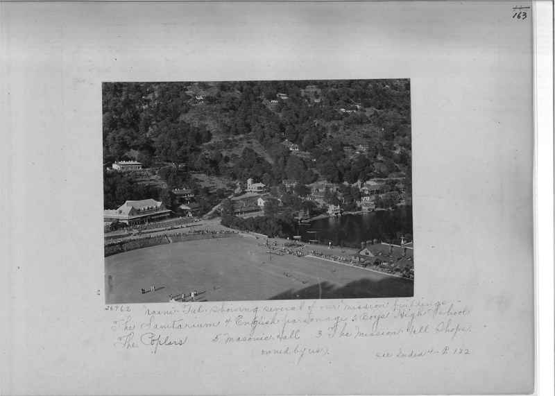Mission Photograph Album - India - O.P. #01 Page 0163